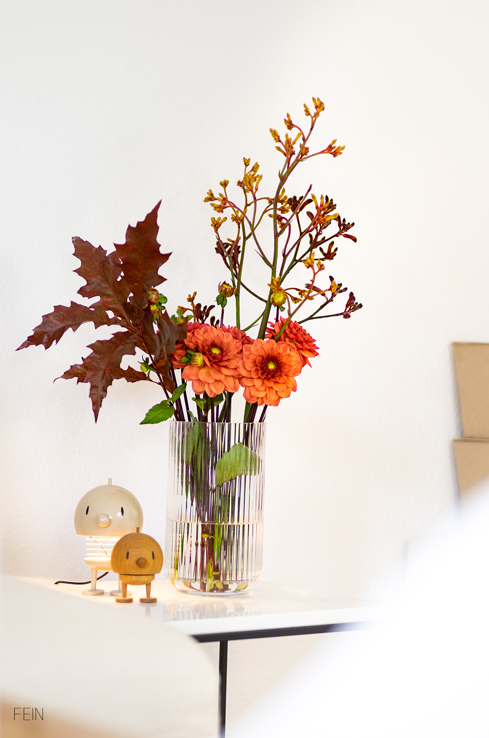 Herbst Blumenstrauß