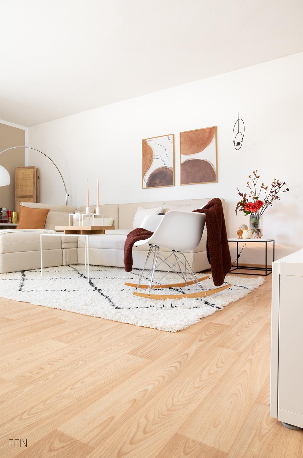 Herbst Wohnzimmer